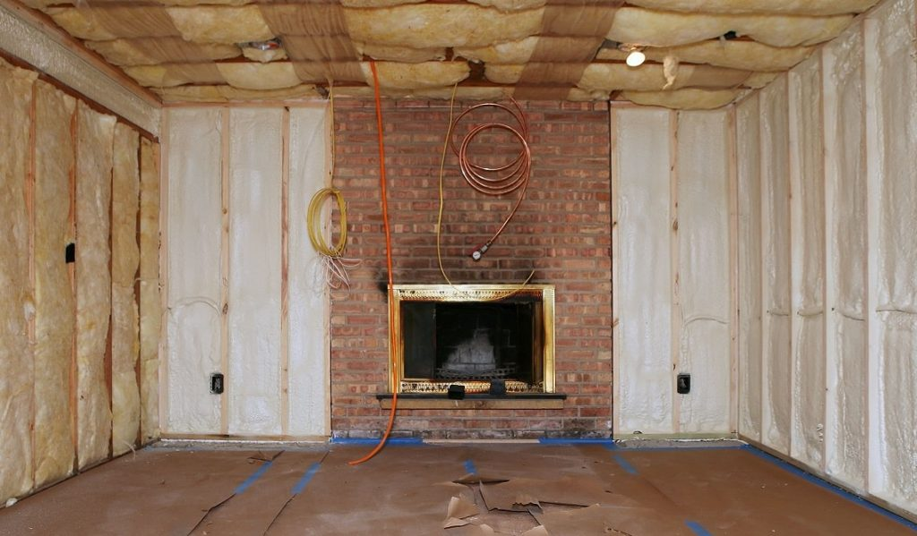 basement insulation in Toronto