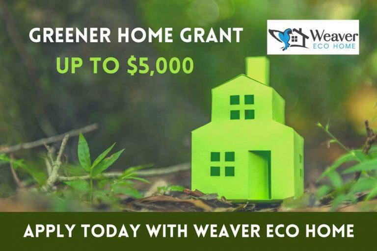 $5000 greener home rebate